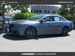 2018 acura tlx reviews and pre owned 2018 acura tlx fwd v6 a spec sedan in los gatos 39357