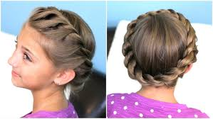 Hochsteckfrisurenen Und Z Fe by 55 Kreative Mädchen Frisuren Hair Styling Der Kleine Dame