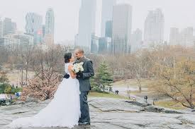 central park u0026 nyc wedding elopement packages