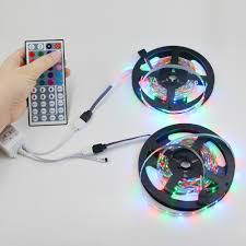 smd led strip light ip20 no waterproof dc 12v 10m 5m rgb led strip light 2835 3528 smd