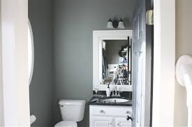 the yellow cape cod my powder room makeover with sherwin williams