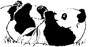 panda bear coloring pages alric coloring pages