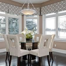 kitchen bay window curtain ideas astonishing window treatments for kitchen bay window 15 about