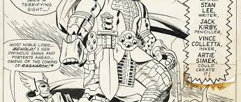 jack kirby quote february 2011 kirby dynamics page 3