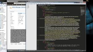 joomla blank template convert an html template to joomla 2 5 3 0 part two youtube