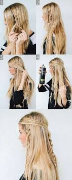 Hochsteckfrisuren Mittellange Haare Einfach by 12 Frisuren Mittellang Flechten Neuesten Und Besten Coole Frisuren