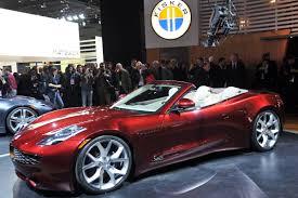 luxury auto designer henrik fisker says he u0027ll unveil a new all