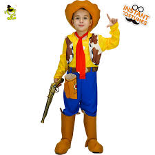 Halloween Costume Cowboy Compare Prices Cowboy Dress Kids Boy Shopping Buy