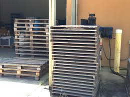 pallets recycle wood shipping pallets firefly fuel blog