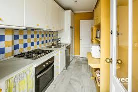 Granada Kitchen And Floor - granada apartment celinda callejón granada spain alfalfa terrace
