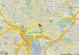 washington dc map puzzle map us washington thempfa org