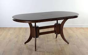 Extendable Oval Dining Table Oval Dining Table U2013 Rhawker Design