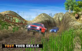 Old Ford Truck Games - offroad truck games 3d android apps on google play
