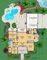 villa plans villa toscana floor plans mediterranean floor plan