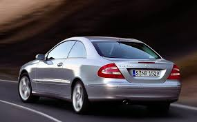 mercedes clk coupe mercedes clk coupe 2002 2005 reviews technical data prices
