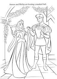 sleeping beauty coloring pages disney coloring pages