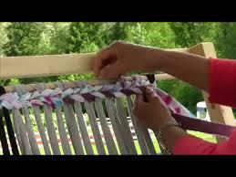 addiction warning rag rug making is fast easy u0026 inexpensive and