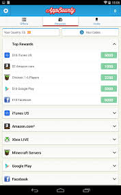 free gift card apps appbounty free gift cards app for android