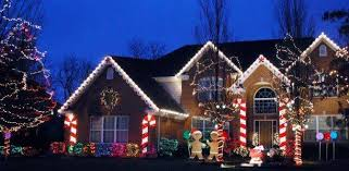 Outdoor Christmas Decorations Montreal by Images Best Holiday Houses In The Burbs