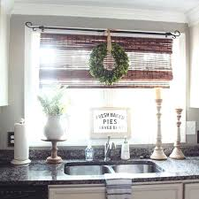 Kitchen Windows Decorating Ideas For Kitchen Window Treatments Skippr Co