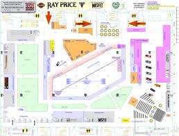 Map Of Raleigh Nc Motorsports Expo Map Ray Price Capital City Bikefest And
