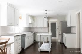 wood kitchen cabinets painted white our painted cabinets five years later hendrick home