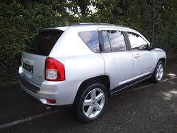jeep compass limited black used 2011 jeep compass 2 4 limited cvt automatic 5dr for sale in