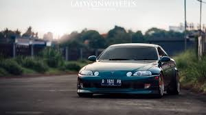 toyota soarer on varrstoen wheels indonesian stance and