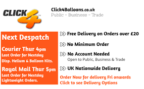 order helium balloons for delivery flamingo balloons free delivery