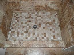 porcelain mosaic tile for shower floor tile floor designs and ideas