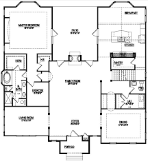 floor plans for new homes staircase floor plans for raleigh nc new homes