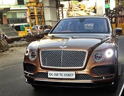 bentley mumbai the fastest suv in the world 2017 bentley bentayga in india