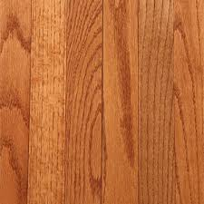 Millstead Cork Flooring Reviews by Bruce Laurel 3 4 In Thick X 2 1 4 In Wide Natural Oak 20 Sq Ft