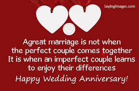 happy wedding quotes wedding anniversary wishes quotes sayingimages