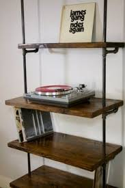 Industrial Shelving Units by Large Wall Shelves Bookshelves Pipe Shelving Unit Industrial
