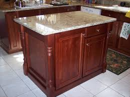Kitchen Remodel With Island by Classic Kitchen Remodel Using Osborne Islander Legs Osborne Wood