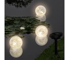floating pool ball lights solar bowl 3 led floating ball light for pond swimming pool led