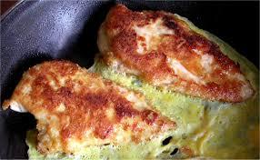 cuisiner des escalopes de poulet escalope de poulet panée