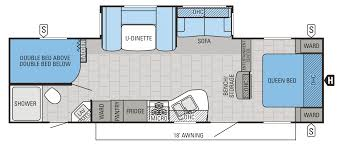 Montana Rv Floor Plans by 2015 Jay Flight 28bhbe Floorplan Love This Layout But I U0027m Not