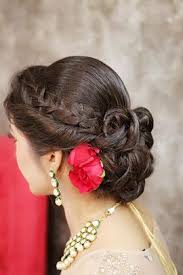 hairstyles for girl engagement braided bun hairstyle candid engagement hairstyles and designers