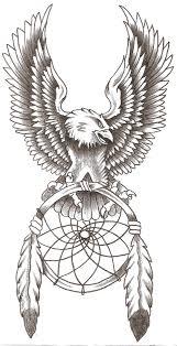 dragon dream catcher dream catcher eagle tattoo design tattoobite com