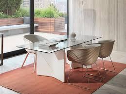 sled base polyurethane chair derby s0090 by segis design archirivolto