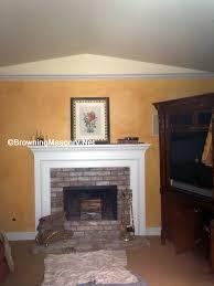 browning masonry fireplace custom mantels