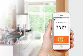Wohnzimmer Temperatur Multi Zone Thermostat Evohome Get Connected