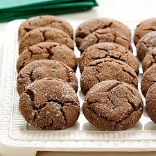 molasses spice cookies with dark rum glaze cook u0027s illustrated