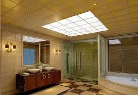 led light panel ceiling bathroom u2014 room decors and design led