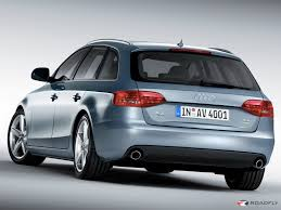 audi wagon sport new 2009 audi a4 avant photos