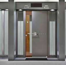 Contemporary Door Hardware Front Door by Contemporary Doorardware Double Entry Doors Trendy Colors