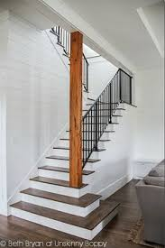 How To Refinish A Banister Perfect Highview House Pinterest Basements House And House
