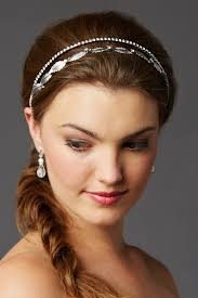 silver headband autumn silver headband by olivier laudus find your dress